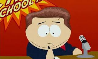 South Park Episodio 08x11 Búsqueda de las audiencias