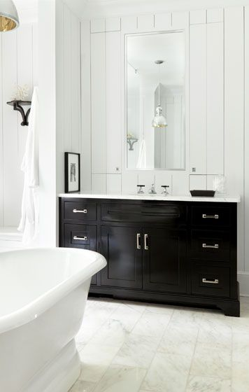 Lamb Amp Blonde Black White And Gold Bathrooms