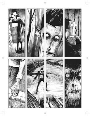 Alfredo e la notte dei morti viventi, tavola 4