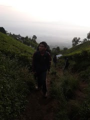 Pendakian Gunung Cikuray - Garut dari Tangerang selatan