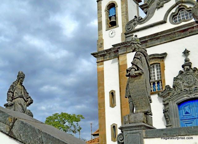 Profetas de Aleijadinho, Congonhas, Minas Gerais