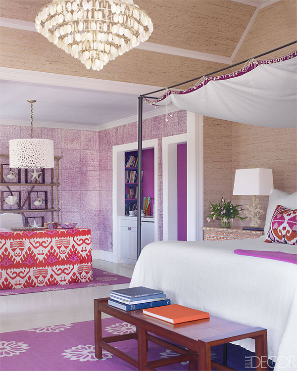 Home Decor For Bedroom: Interiors By Jacquin: Recreating An Elle Decor Bedroom At Home