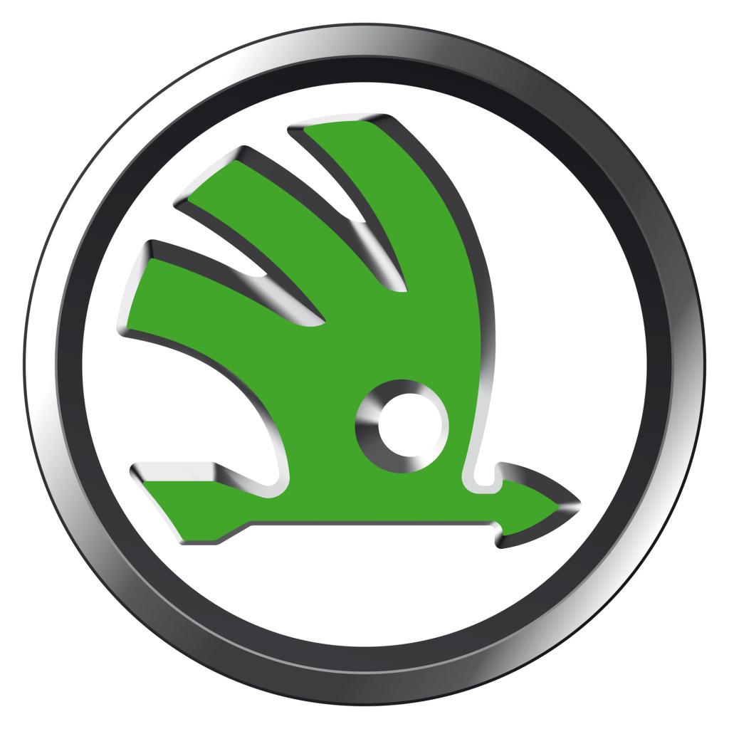 Skoda Logo Automotive Car Center
