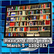 Read An Ebook Week, 2017