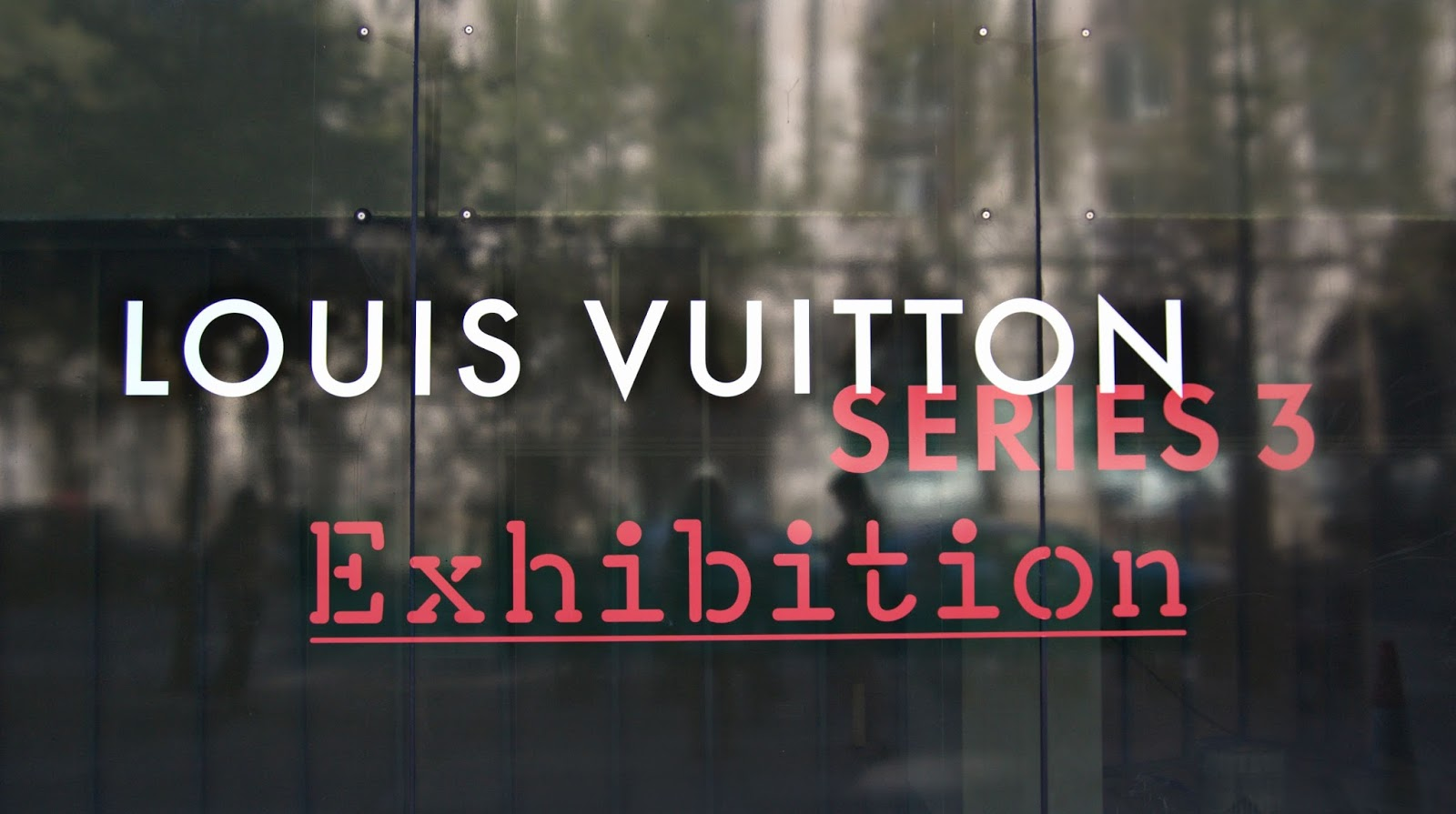 louis vuitton series 3 exhibition london
