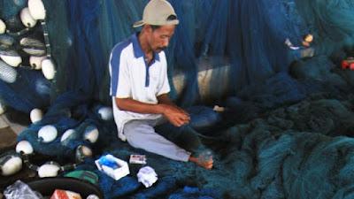 DPR Uji Petik Larangan Alat Tangkap Cantrang