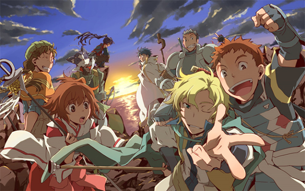 Log Horizon 2nd Season (25/25) (100MB) (HDL) (Sub Español) (Mega)
