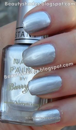 Barry M  Silver Foil
