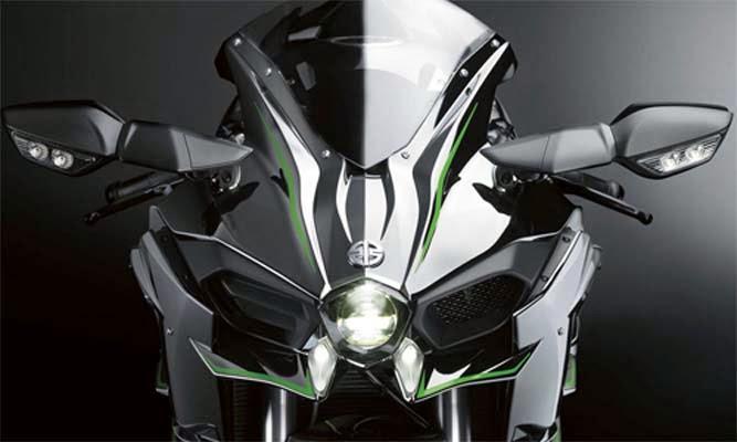Harga Kawasaki Ninja H2