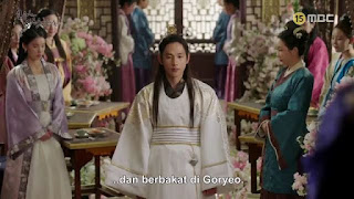 Sinopsis The King Loves Episode 17