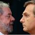 Pesquisa Ibope traz Lula e Bolsonaro na frente