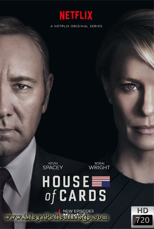 House Of Cards Temporada 4 [720p] [Latino-Ingles] [MEGA]