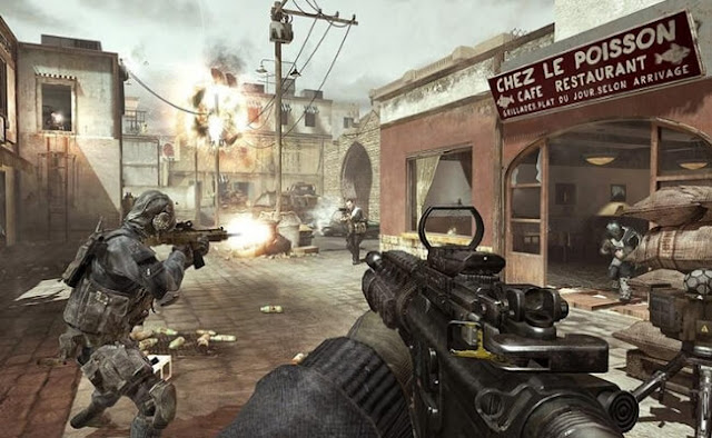 quit playing video games call of duty