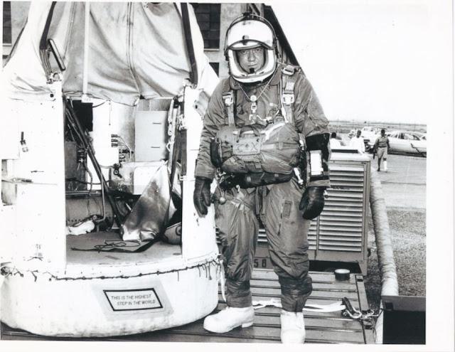 Joseph Kittinger, Manusia Pertama yang Dapat Menembus Kecepatan Suara