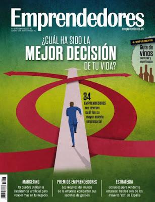 Revista Emprendedores España Diciembre 2017