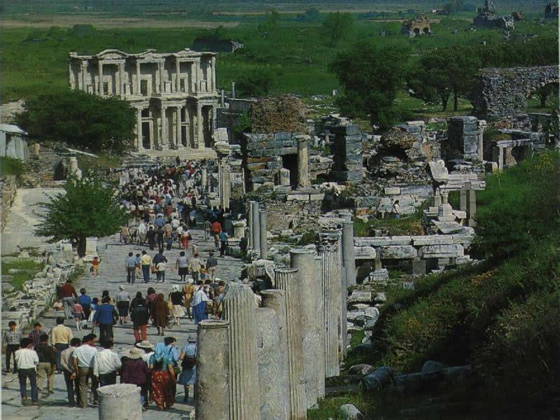 Turkey Tours: Ephesus Tour