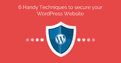 6 Tips you should to use to protect your wordpress blog