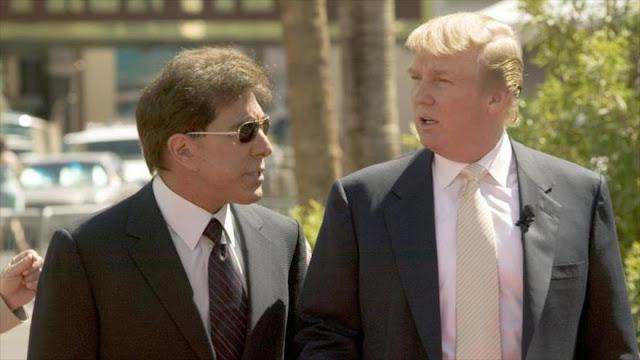 """Dimite """"gran"""" aliado de Trump por acusaciones de abuso sexual"""