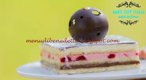 Torta Operà ricetta Knam da Bake Off Italia 4