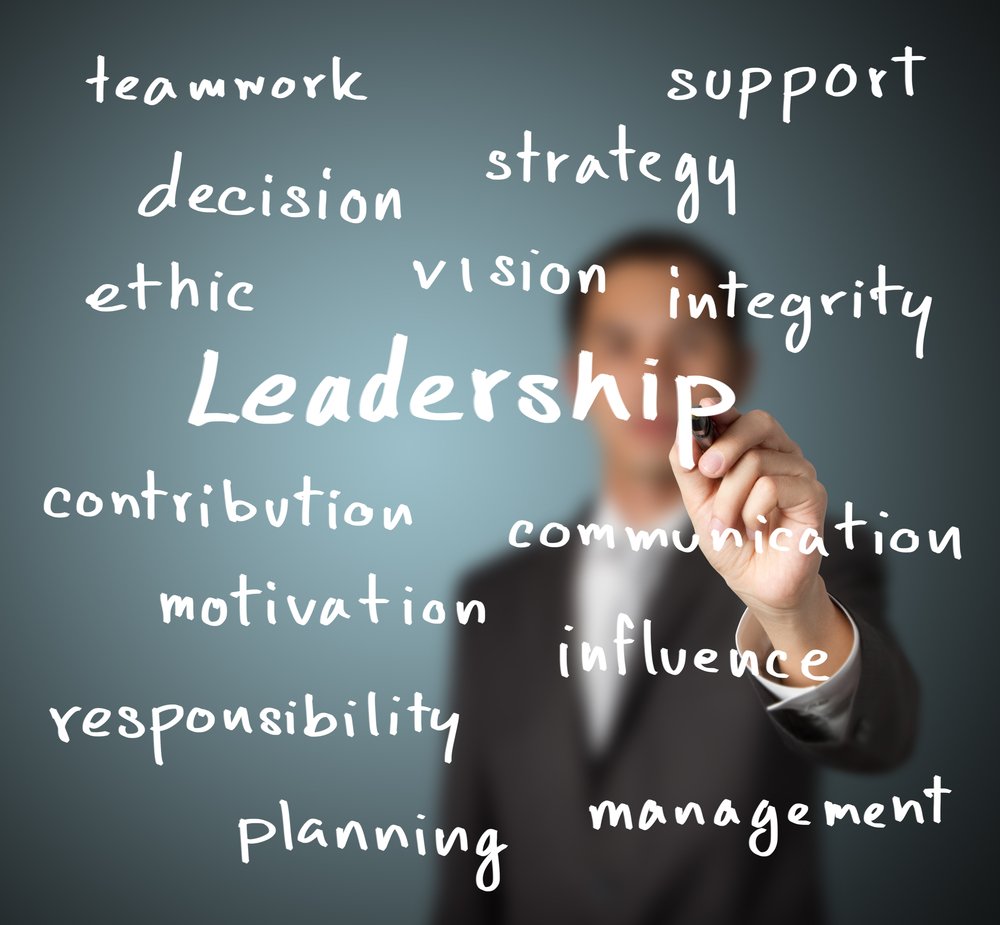 What makes a leader a leader?