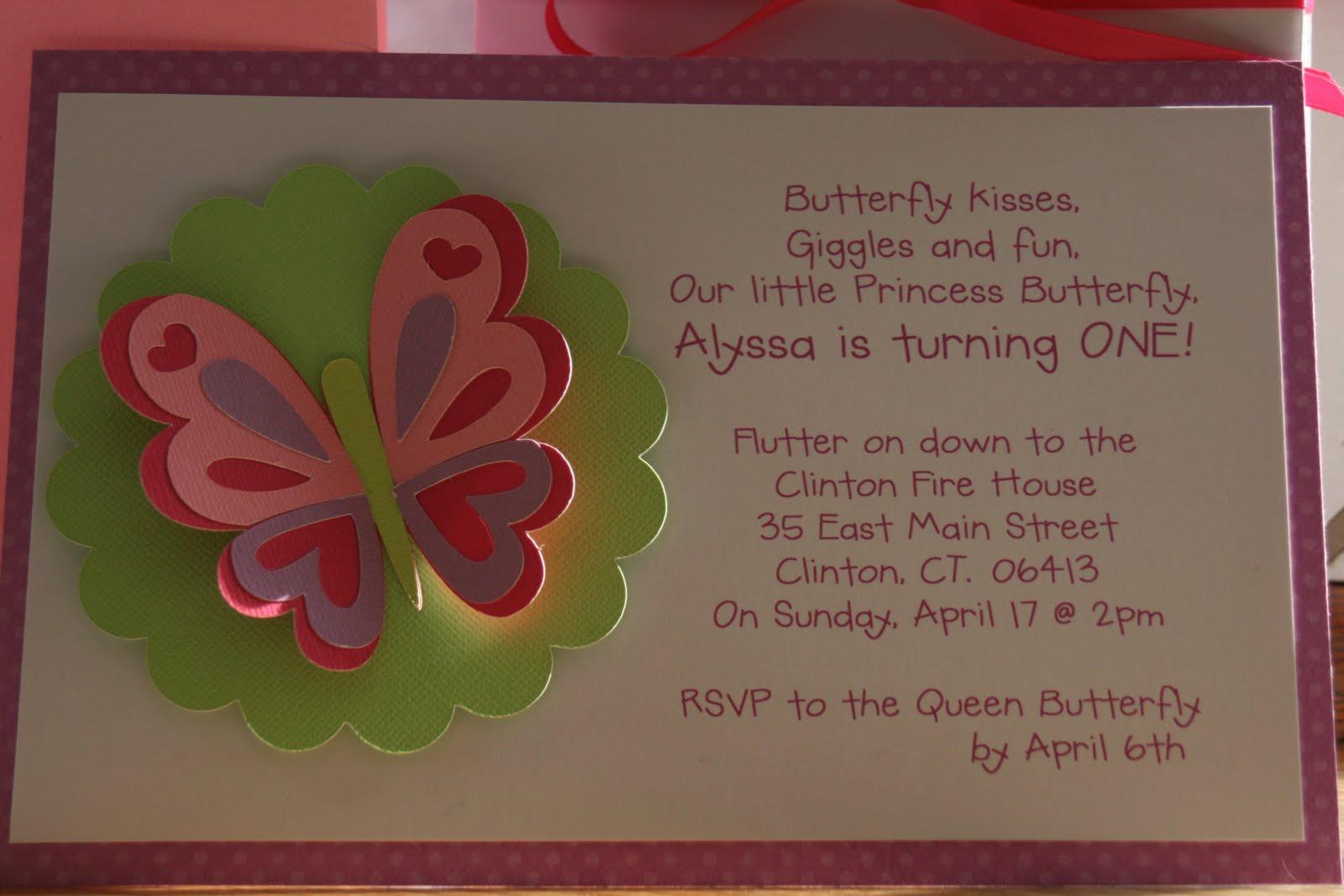 Kt Designs Birthday Series Butterfly Birthday Party