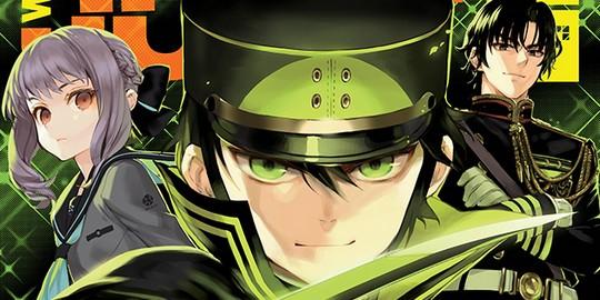 Suivez toute l'actu de Seraph of the End sur Japan Touch, le meilleur site d'actualité manga, anime, jeux vidéo et cinéma