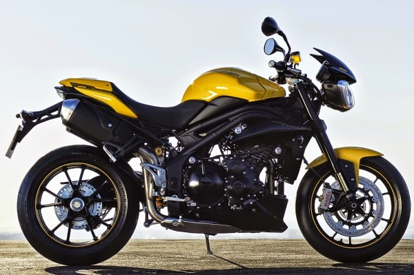 Triumph Speed 94R 2015 - Legasi Hebat Speed Triple 1994