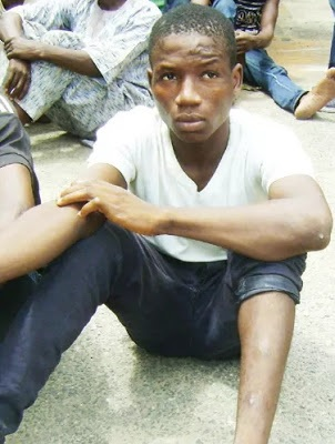 Mother Disowns Armed Robber Son Arrested For Robbery At Iyana Iba Lagos