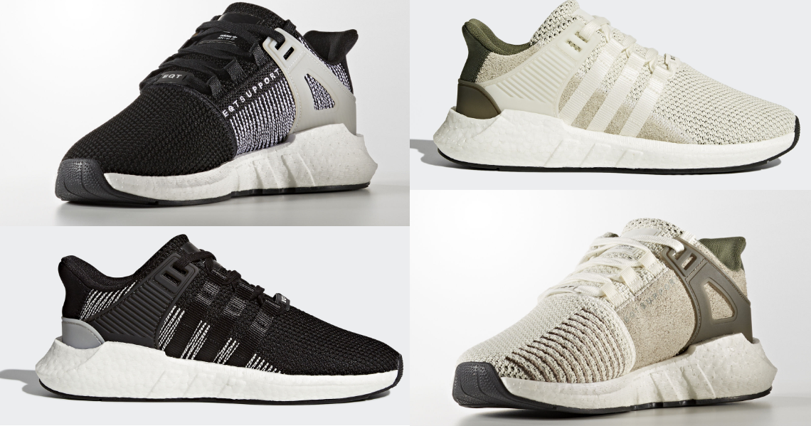 7a1f501c2 Adidas Men s EQT Support 93 17 Sneakers  42.49 (Retail  130) + Free Shipping  and Free Shipping on Returns