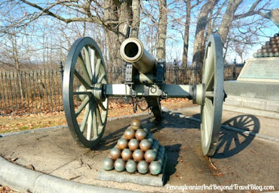 Gettysburg National Military Park - Gettysburg Battlefield