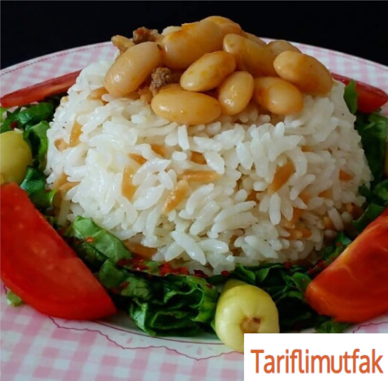 Arpa Şehriyeli Pirinç Pilavı Videosu