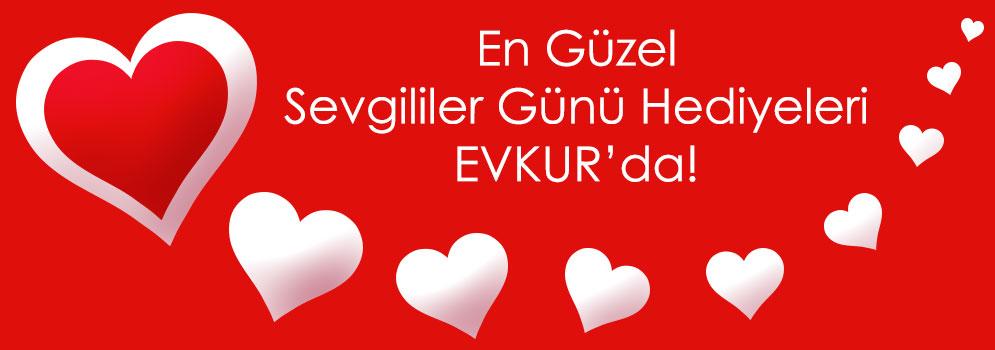 Evkur Sevgililer Günü Kampanyası