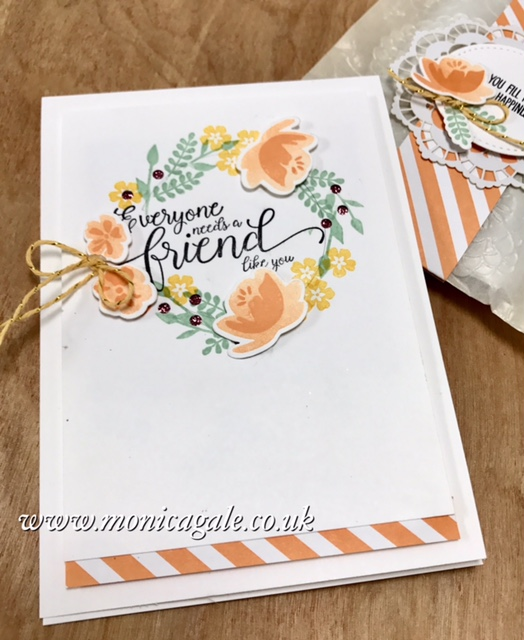 by Stampin'Up! UK demo Monica Gale