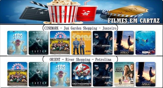 FILMES DA SEMANA - 28/07 A 03/08