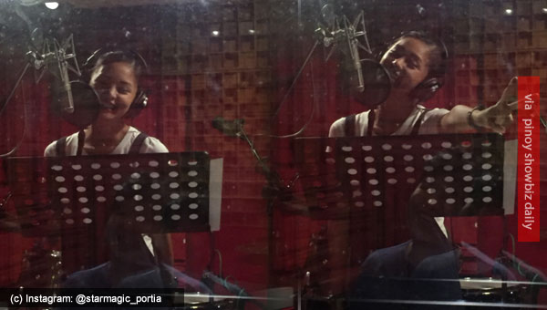 Kim Chiu starts recording for new album