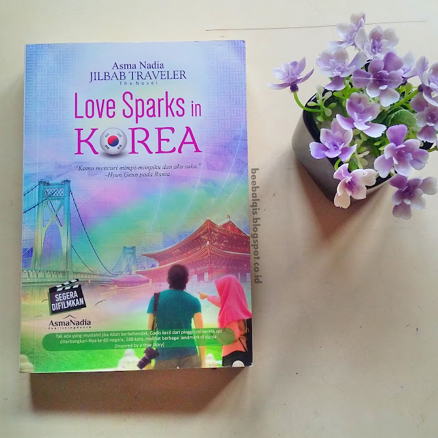 Love Sparks in Korea Asma Nadia