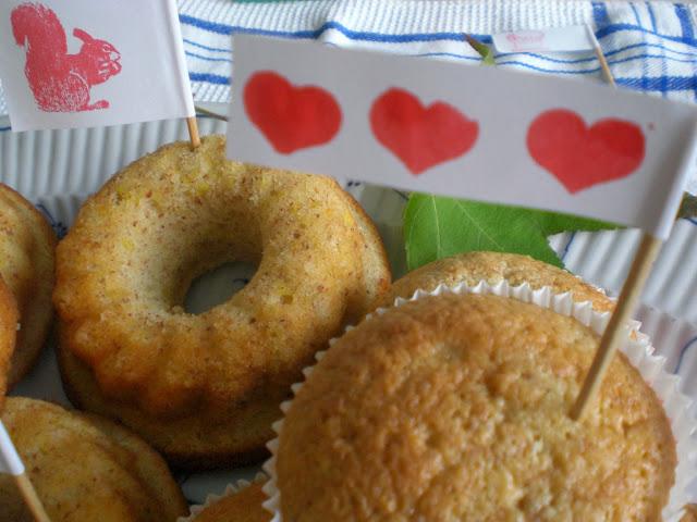 Acorn Kürbis Rezept backen Kuchen Muffins einfach ebook Herbst