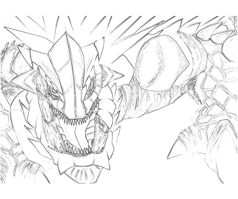 Monster Hunter Coloring Pages Printable Sketch Coloring Page