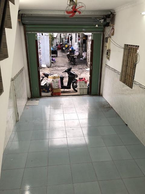 Bán nhà Hẻm xe hơi 304 Bùi Đình Túy quận Bình Thạnh giá rẻ