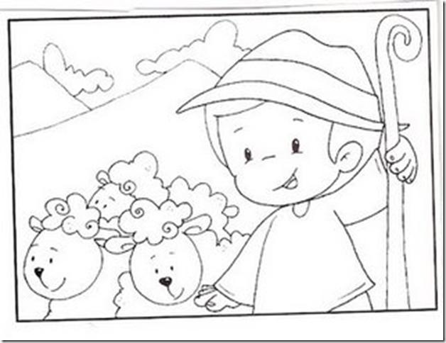Benito Júarez - Dibujos para Colorear - Ciclo Escolar