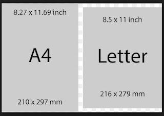 kertas letter sama dengan, ukuran kertas kuarto, ukuran kertas letter dan f4, ukuran kertas hvs, ukuran kertas f4, ukuran kertas legal dalam cm, gambar, cara membuat ukuran kertas kuarto di word,