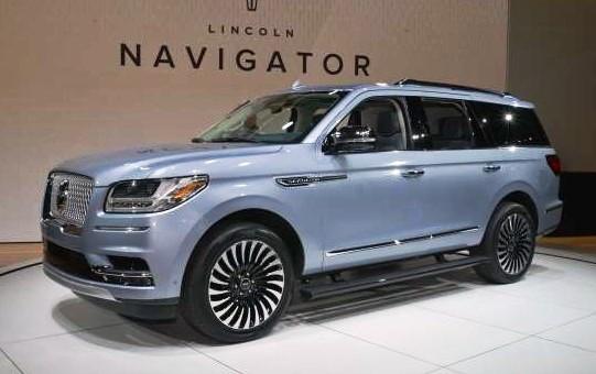 2018 Lincoln Navigator First Drive Australia
