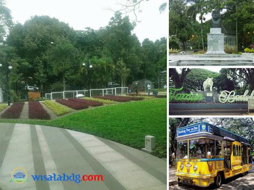 Taman Badak dan Taman Dewi Sartika Bandung