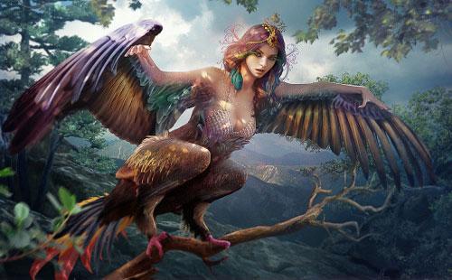 Makhluk Mitologi Cantik Tapi Sadis dan Mematikan