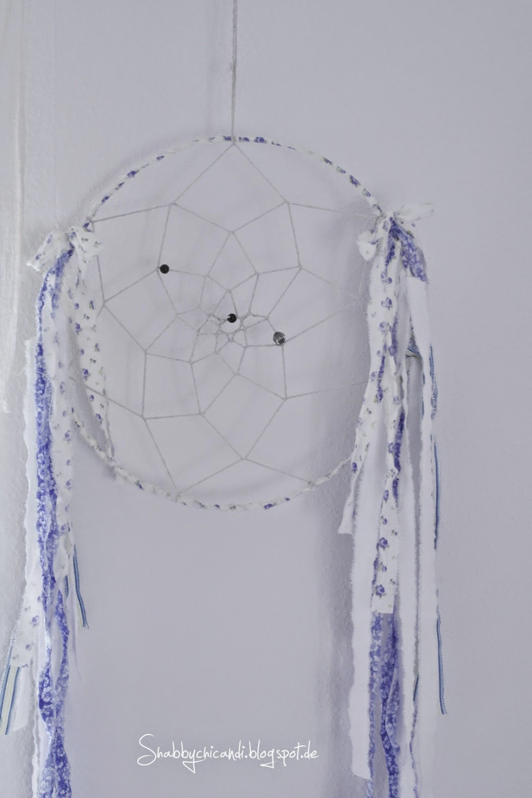 Shabby Chic Dreamcatcher / Traumfänger