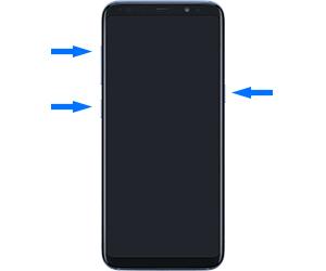 Giovesoft: Combinazioni tasti su Samsung S8 e S8+