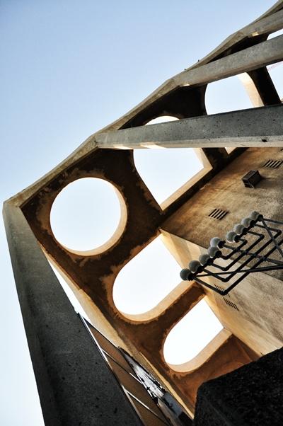 Tel Aviv Architektur Synagoge