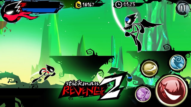 Download Stickman Revenge 2 v1.1.6 Mod Apk Terbaru