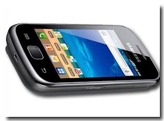 Spesifikasi Samsung Galaxy Gio (S5660)