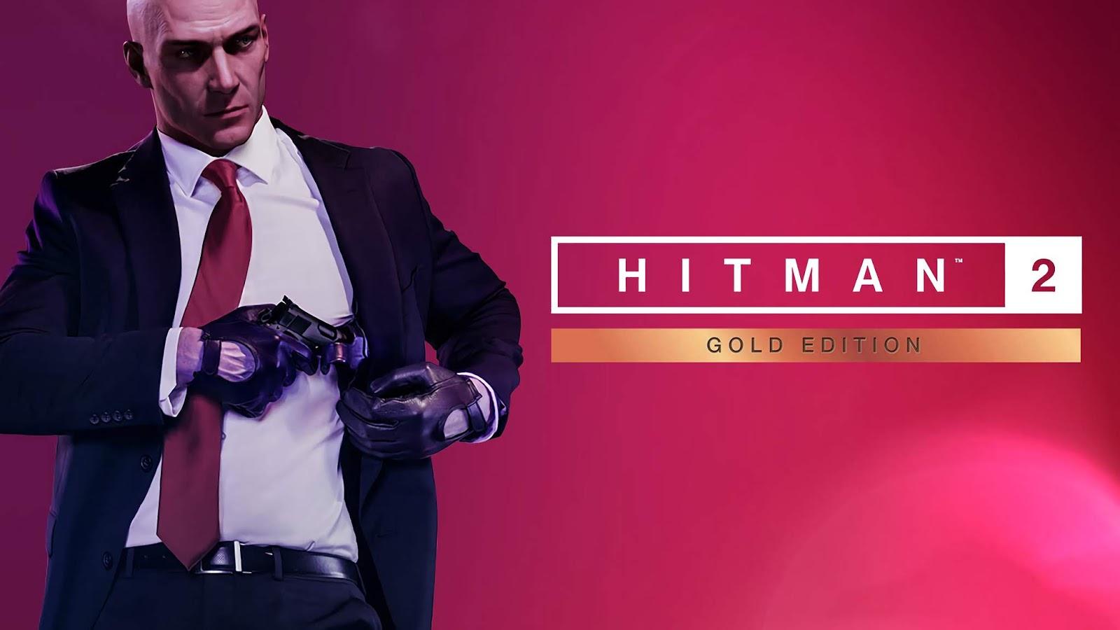Hitman 2 - Gold Edition - CorePack | FitGirl Repack